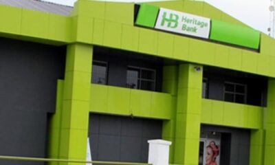Heritage Bank joins in World Water Day with installation of borehole