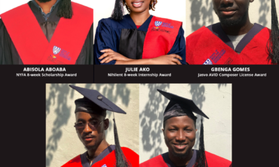 MultiChoice Talent Factory Graduates Class of 2020