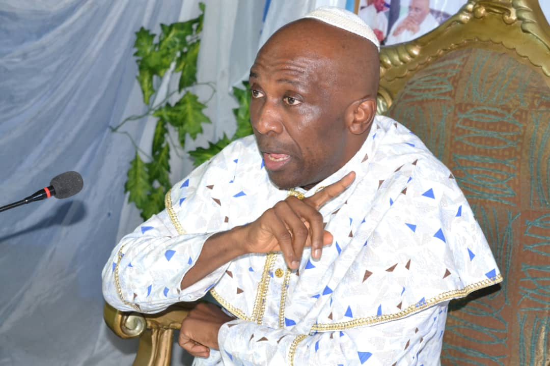 Primate Ayodele Congratulates New IGP, Urge Him To Put God First