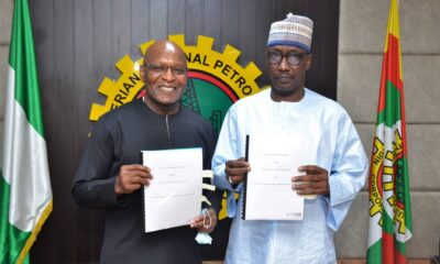 OML 143: NNPC, SEEPCO Sign Gas Development Agreement to Unlock 1.2TCF