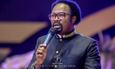 Prophet Joshua Iginla Knocks Men Of God, Explains Why The Church Is Weak