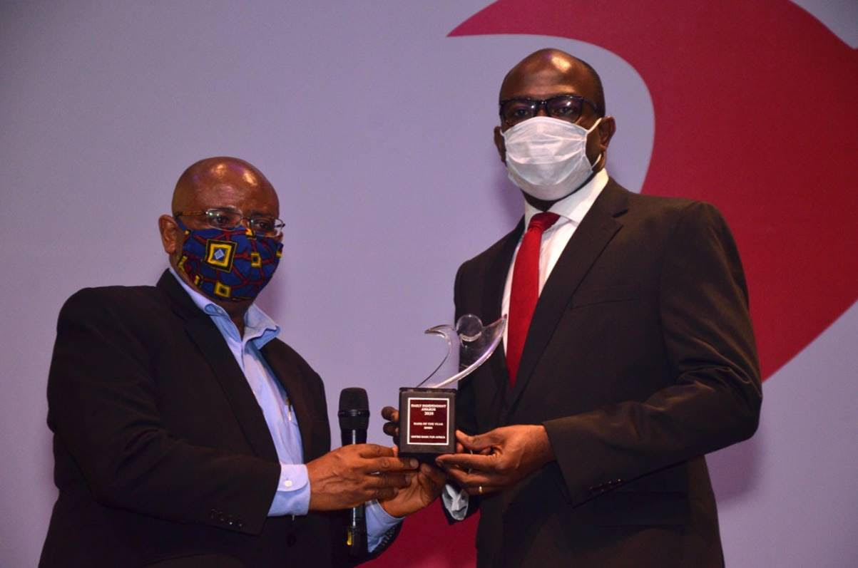 UBA Wins 'Bank of the Year' at Independent Newspapers Awards