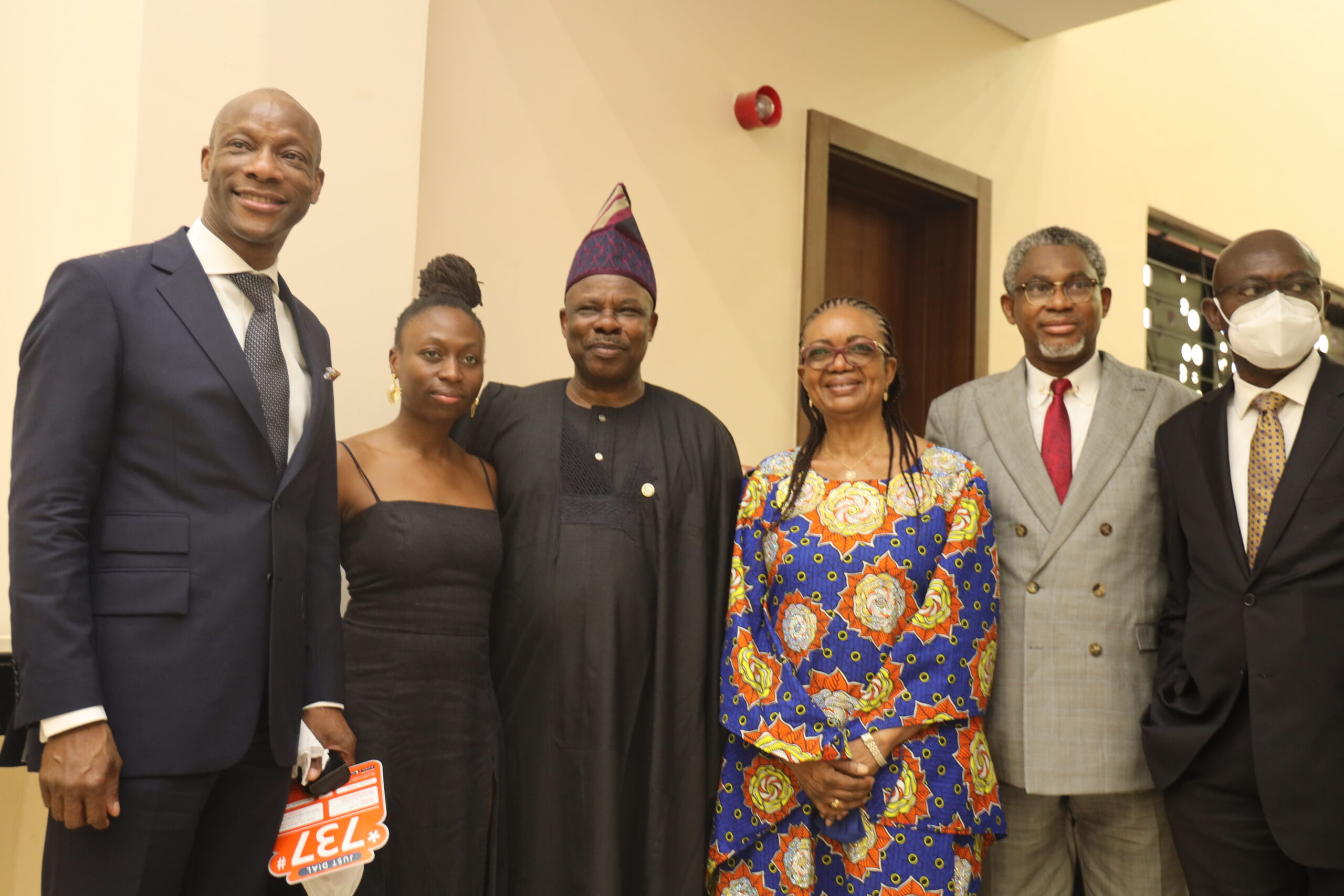New Guaranty Trust Training Complex dedicated to memory of co-founder Tayo Aderinokun