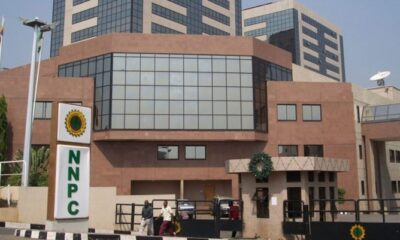 NNPC Felicitates with NGE President on Re-election