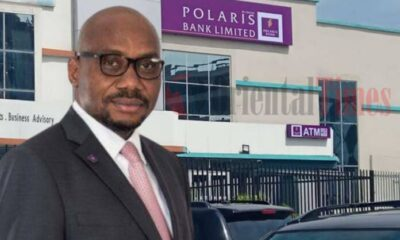 FRAUD : How Top Polaris Bank Staff Allegedly Stole N12.6m From A Customer's Account