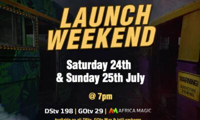 BBNaija Season 6 PremieresJuly 24with a Double Launch Show