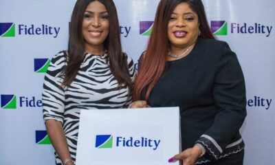Toast to Women In Leadership: Linda Ikeji Pays Courtesy Visit to Fidelity MD