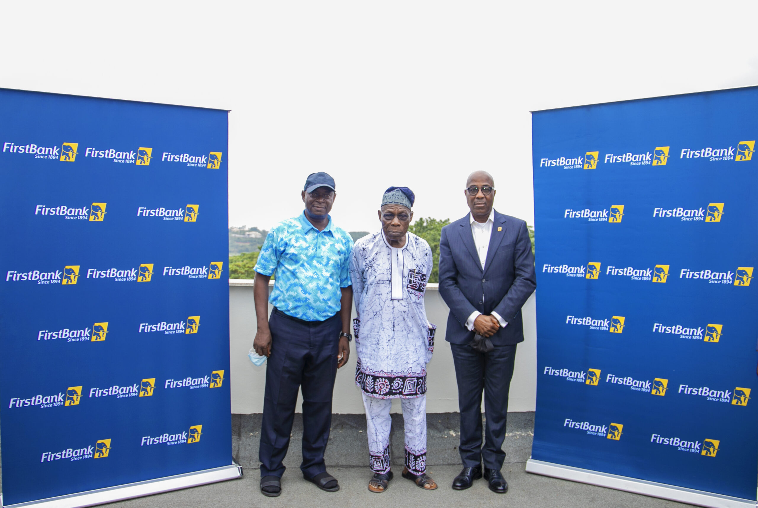 FIRSTBANK SPONSORS THE 5TH EDITION OF THE CHIEF OLUSEGUN OBASANJO GOLF TOURNAMENT