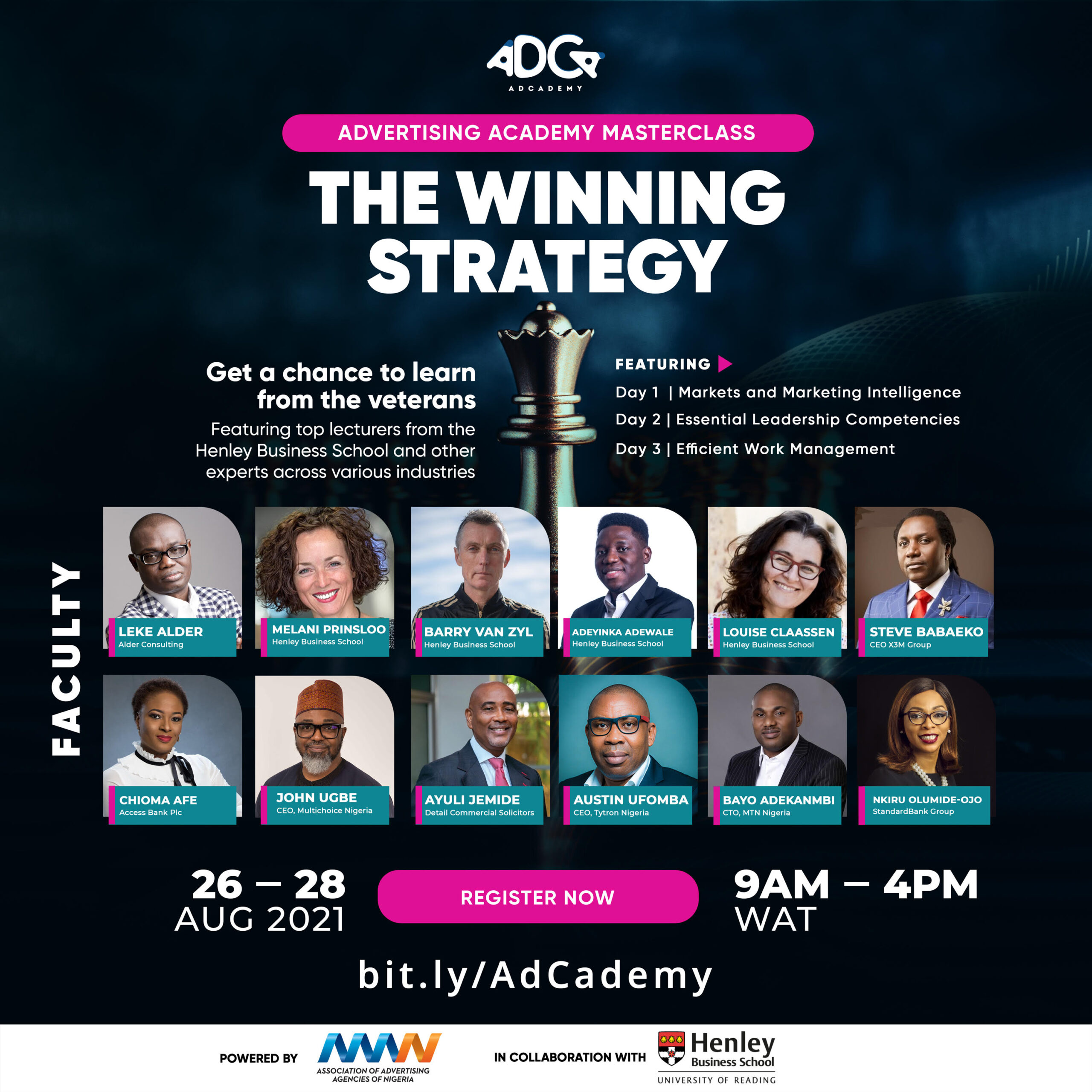 AAAN Releases AdCademy Masterclass Schedule