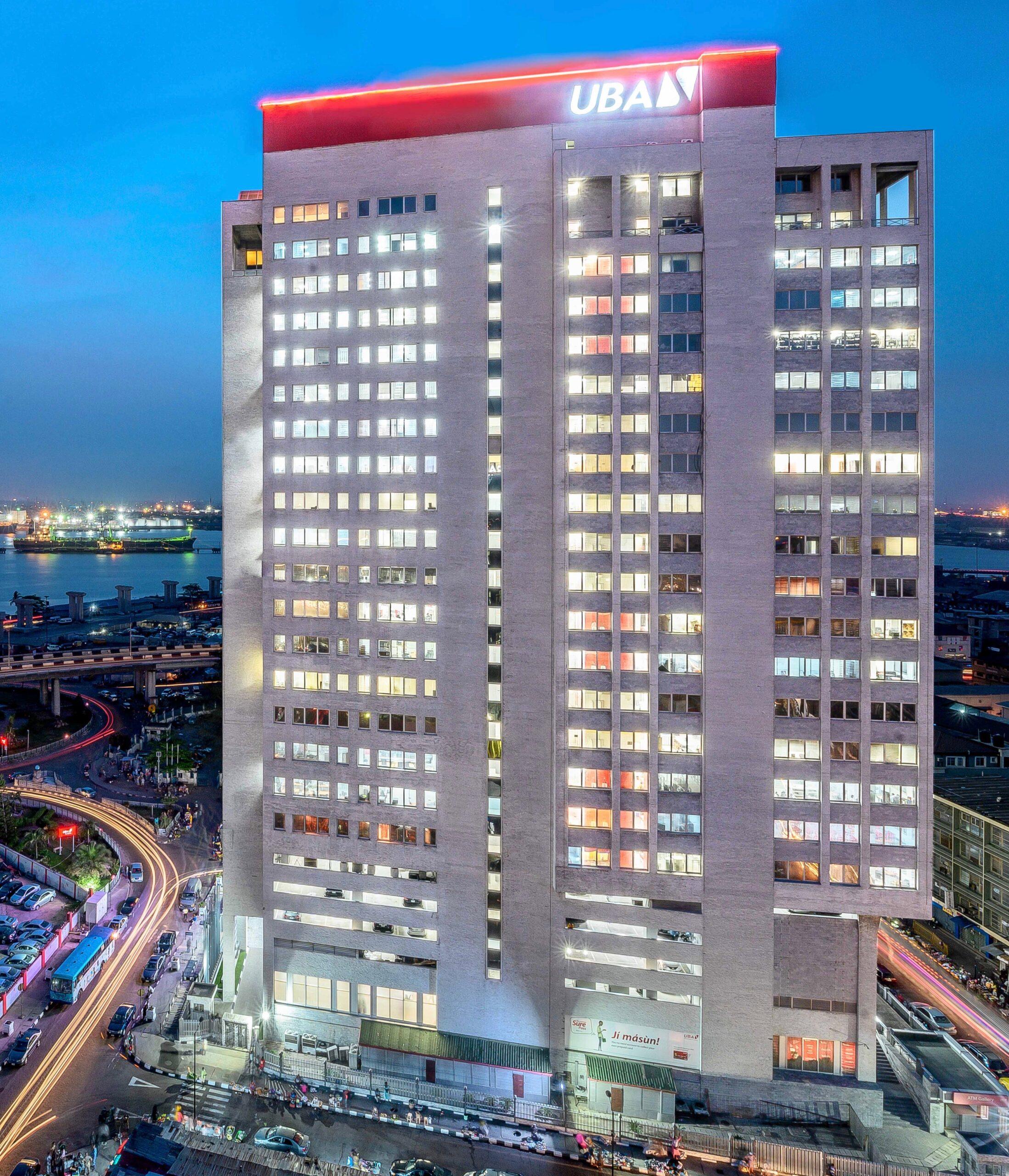UBA's Half-year Profit Grows By 33% to N76.2 Billion...Declares 20k per share interim dividend